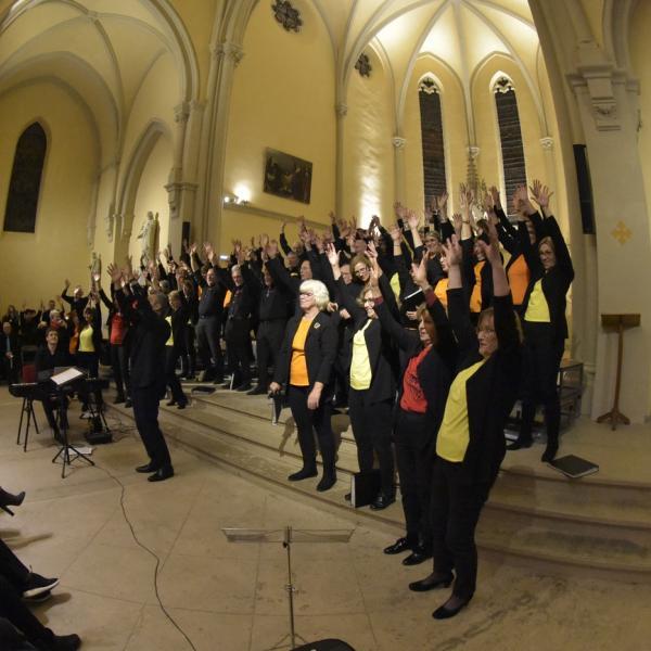 1 jour, 1 association | La chorale Melodia de Genas
