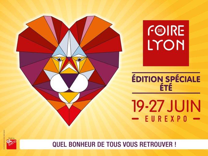 FOIRE DE LYON | Une édition 2021 estivale