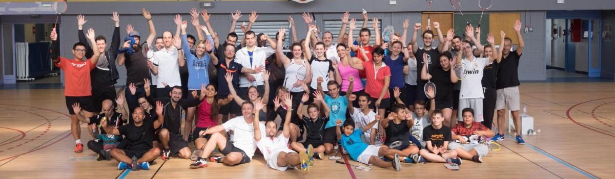 1 jour, 1 association | Badminton Club de Villeurbanne