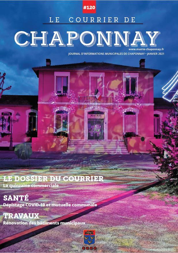Chaponnay | Sortie N° 120 «Courrier de Chaponnay»