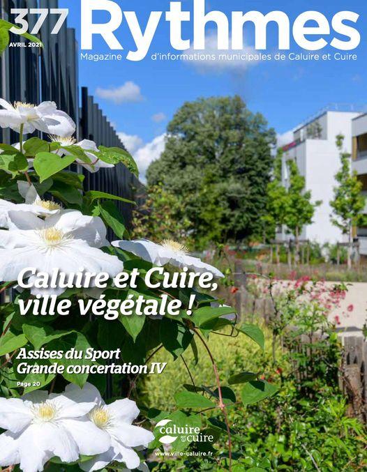 CALUIRE | Sortie du magazine » Rythmes » d'avril
