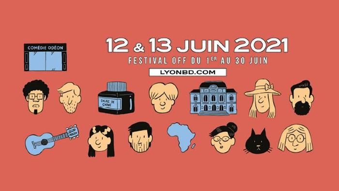 Lyon BD Festival | Seizième édition ce week-end