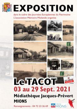 Expo du 3 au 29 septembre