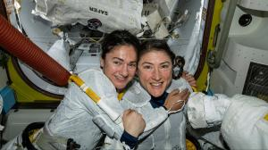 Diversity, the last frontier: The mission to take more women into space