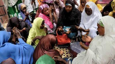 Image result for Parents of Chibok schoolgirls beg Boko Haram