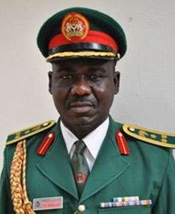 • Chief of Army Staff Buratai.