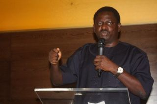 •Presidential Spokesman Femi Adesina