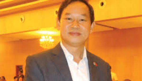 •Wale Oloko, Nigeria's Consul-General in Guangzhou, China