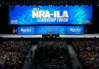 New York attorney general sues to dissolve the National Rifle Association