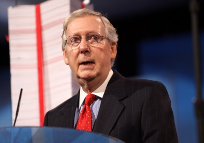 McConnell pushes back on Trump: 'There will be an orderly transition'