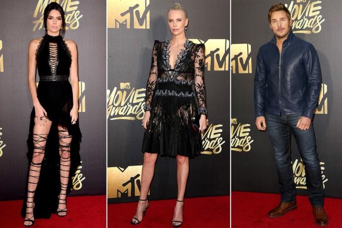 MTV Movies Awards Night 2016
