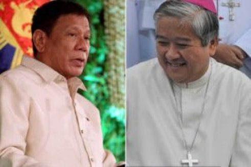 CBCP Villegas to Duterte