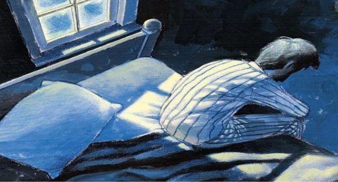 Insomnia sleeping trouble