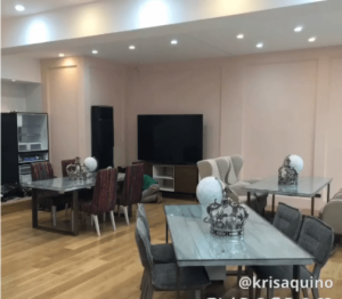 Viral: Kris Aquino Shares A Glimpse Of Her Glamorous New Office