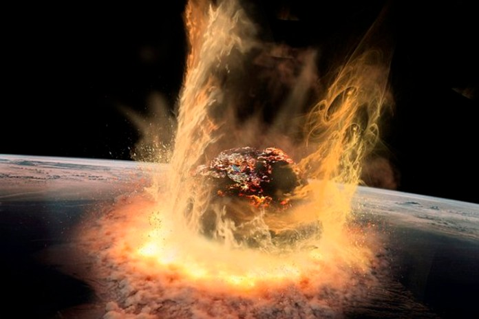 Scientists Warns Earth Is Totally Unprepared For Surprise Meteor Strike