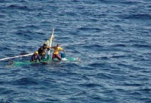 Chinese Coast Guard Rescues Two Of Five Mising Filipino Fishermen