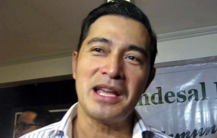 Buhay Carinderia controversy - Cesar Montano