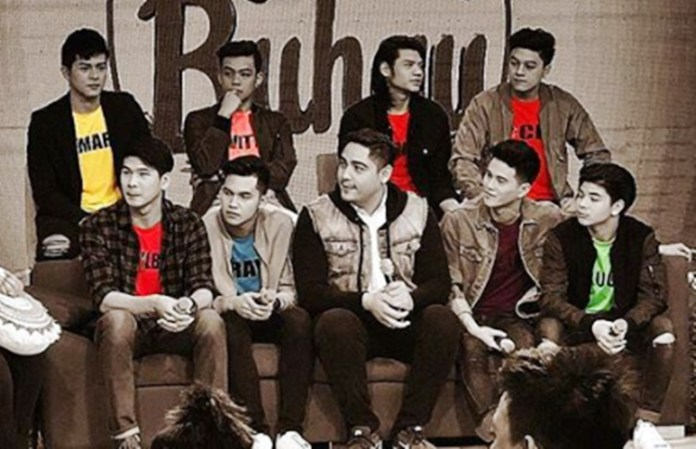 Hashtags members with Mickey Perz