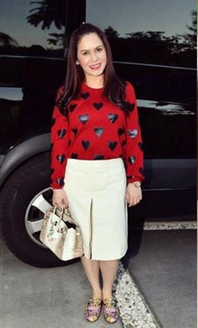 Prices Of Jinkee Pacquiao S Expensive Ootds Revealed