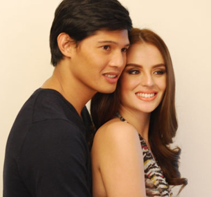 Georgina Wilson and Borgy Manotoc