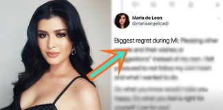 1d578d77 Mariel De Leon Admits Having Regrets During Miss International 2017  Competition