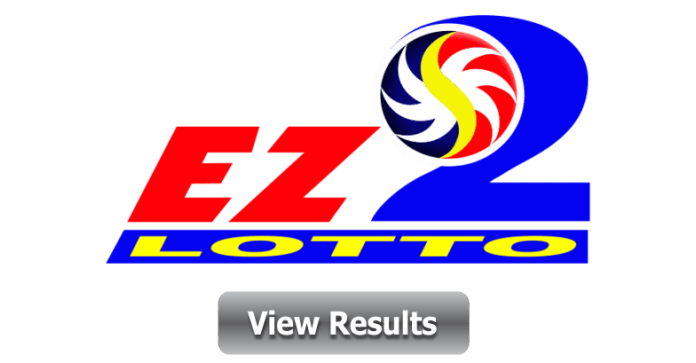 Ez Lotto Result Jackpot Prize Php