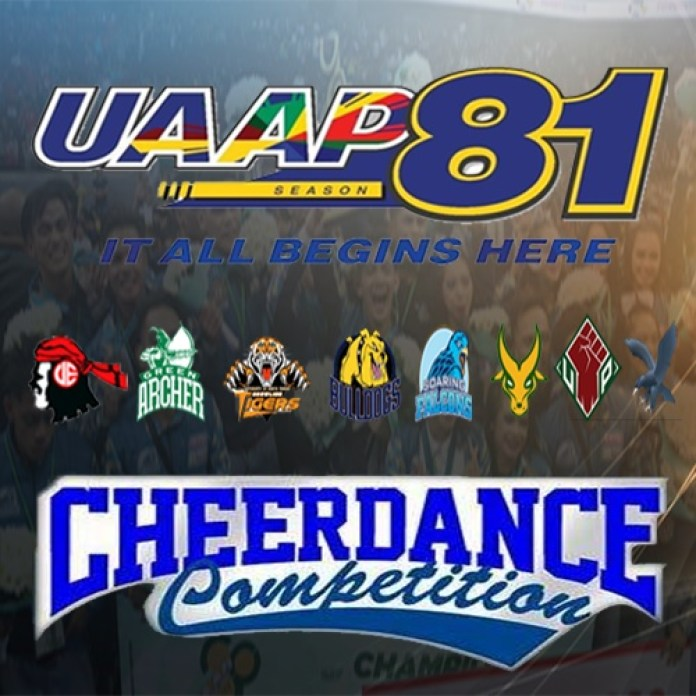 UAAP 2018 Cheerdance Competition