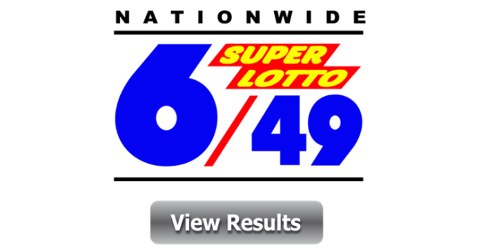 6/49 Super Lotto Winner