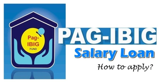Pag-IBIG Salary Loan Apply