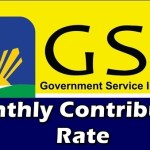 GSIS Monthly Contribution Rate