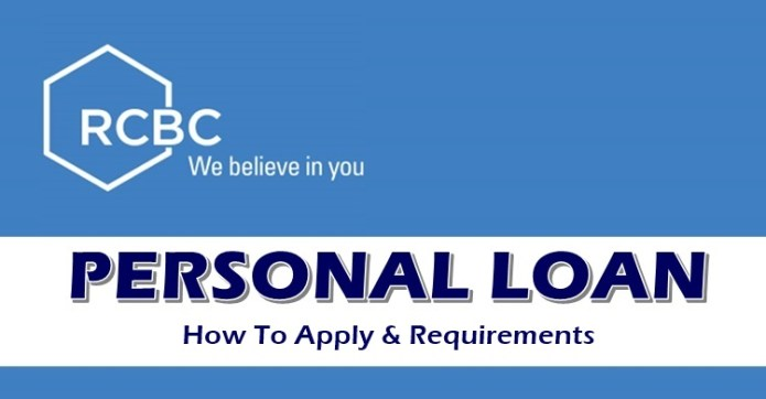 RCBC Personal Loan