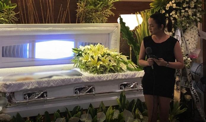 chokoleit funeral