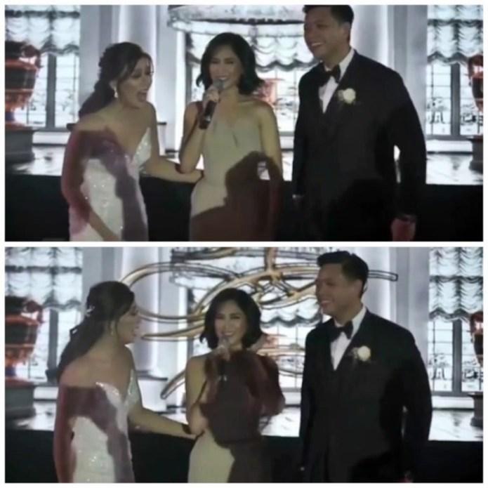sarah geronimo wedding crasher