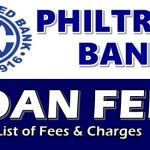 Philtrust Bank Loan Fees