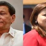 President Duterte, Honeylet Avanceña