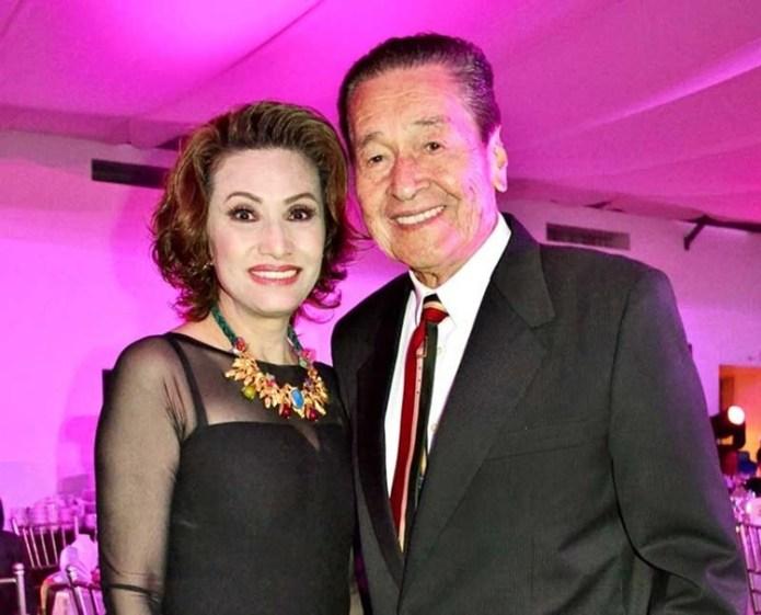 Eddie Garcia, Lilibeth Romero