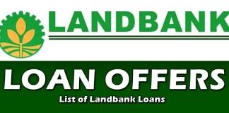 Landbank Loan Offers