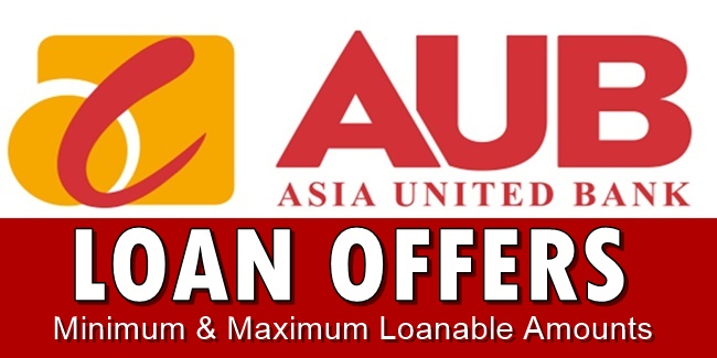 Asia United Bank Loans