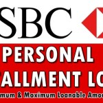 HSBC Personal Installment Loan Offer