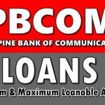PBCom Bank Loans