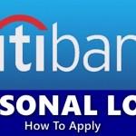 Citibank Personal Loan