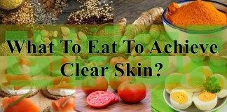 Clear Skin Foods