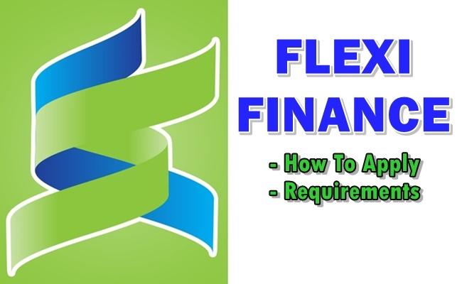 Flexi Finance Cash Loan Offer