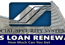 SSS Loan Renewal Salary Loan