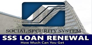 SSS Loan Renewal Salary Loan