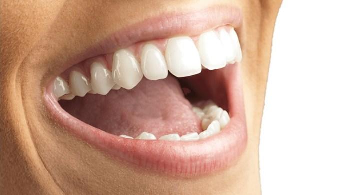 Human body - mouth