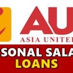 AUB Personal Salary Loans