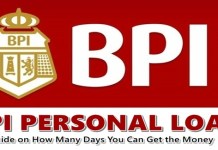 BPI Personal Loan Offer