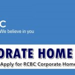RCBC Corporate Home Loan