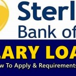 Sterling Bank Salary Loans